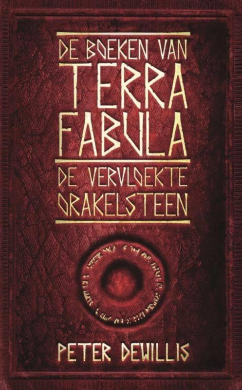 Terra Fabula - boek 3 - De vervloekte orakelsteen - Peter DeWillis - ebook
