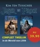 Setprijs Jager en Prooi van Kim ten Tusscher