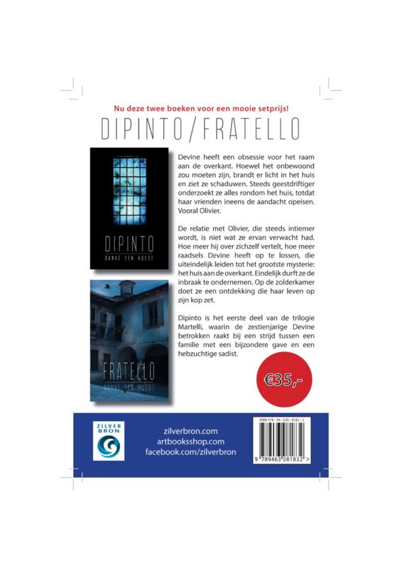 """Setprijs """"Dipinto en Fratello"""" van Danaë ten Hoedt"""