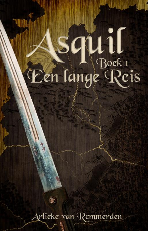 Asquil - boek 1 - Een lange reis - Arlieke van Remmerden - ebook