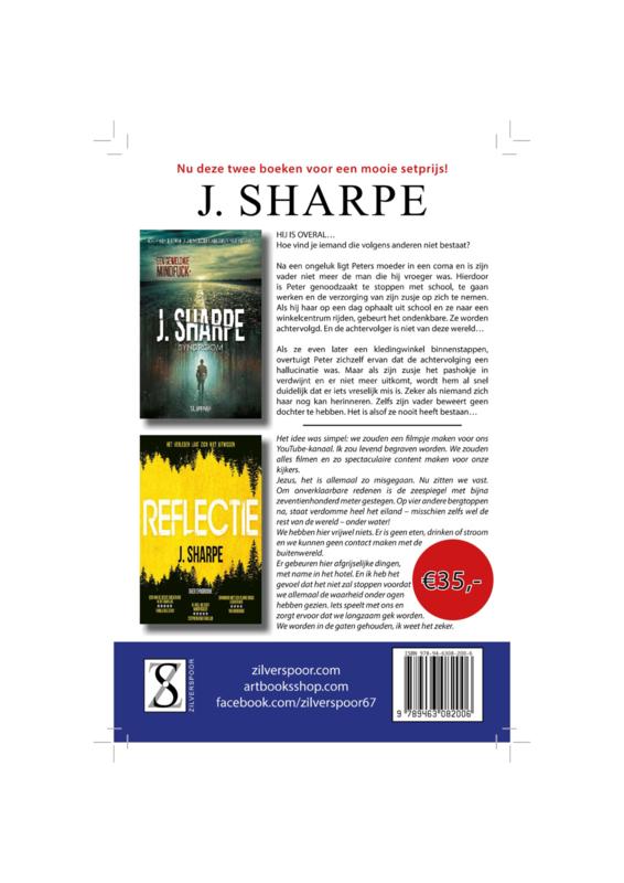 """Setrpijs """"Syndroom"""" en """"Reflectie"""" van J. Sharpe"""
