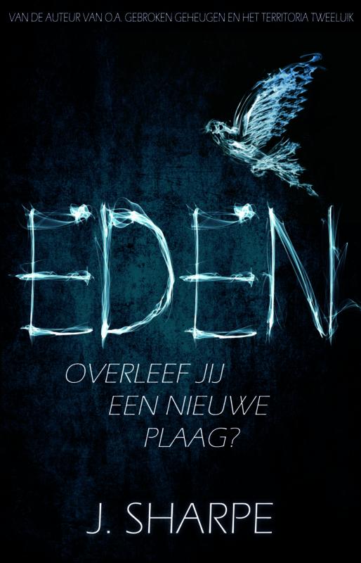 Eden - J. Sharpe - ebook (nl)