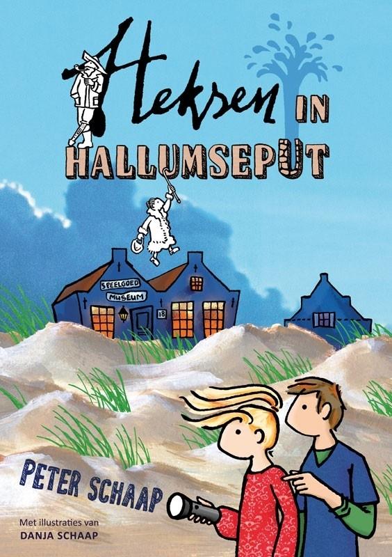 HEKSEN IN HALLUMSEPUT - Peter Schaap