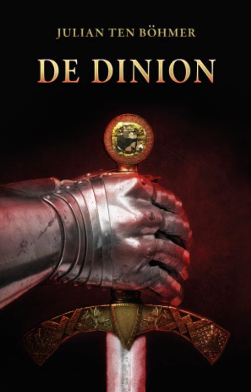 Cirkel van Vier - Boek 1 - De Dinion - Julian ten Böhmer