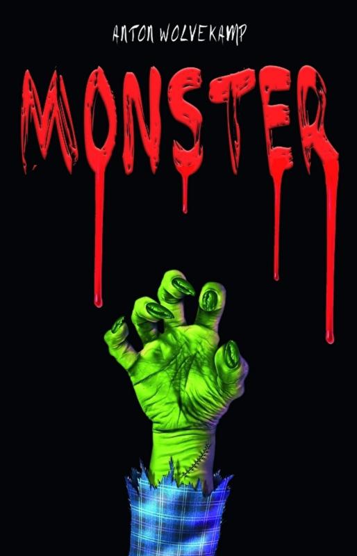 Monster & Draak - Deel 1 - Monster - Anton Wolvekamp - Ebook