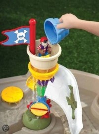 Piraten water en zandtafel Little Tikes
