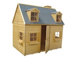 Prixma houten speelhuis Barcelona