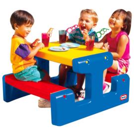 Picknicktafel Primary Little Tikes