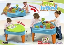 Zand &watertafel Feber Play Island