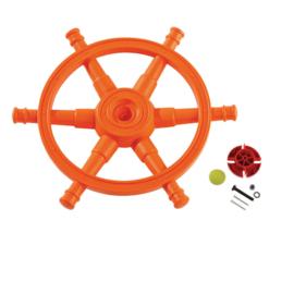 KBT Stuurwiel Star Boot Oranje/Limoen groen