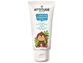 ATTITUDE - Little Ones Luieruitslag Creme - Zink