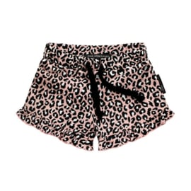 Your Wishes - Ruffle Shorts Leopard