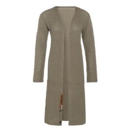 Knit Factory - Luna Vest Olive