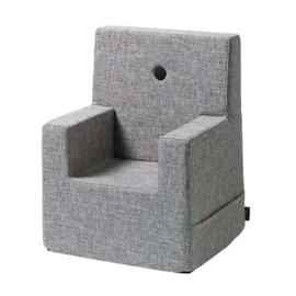 By KlipKlap - KK Kinderfauteuil / stoeltje XL (2-6 jaar) Grey