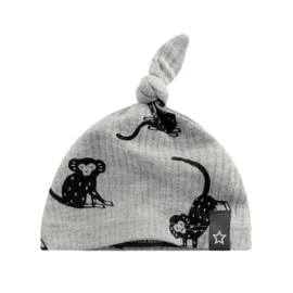Your Wishes - Monkey Business Newborn hat