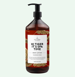 The Gift Label - Bodylotion 'Hi Tiger'