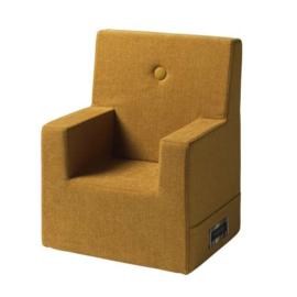 By KlipKlap - KK Kinderfauteuil / stoeltje XL (2-6 jaar) Mustard