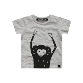Your Wishes - Monkey Face T Shirt