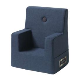 By KlipKlap - KK Kinderfauteuil / stoeltje (0-3 jaar) Blue