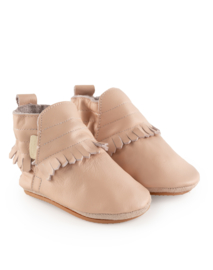 Boumy - Romy Pastel Pink Leather