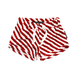 Your Wishes - Red Stripes Shorts