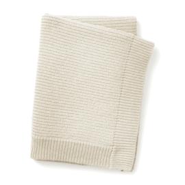 Elodie Details - Gebreide deken Vanilla White