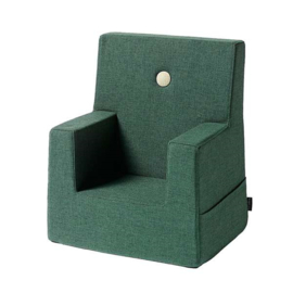 By KlipKlap - KK Kinderfauteuil / stoeltje (0-3 jaar) Green