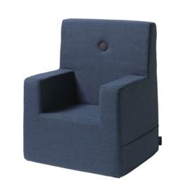 By KlipKlap - KK Kinderfauteuil / stoeltje XL (2-6 jaar) Blue