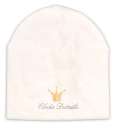 Elodie Details - Beanie Vanilla White