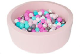 Miii Mi - Ballenbad Pink (30cm)