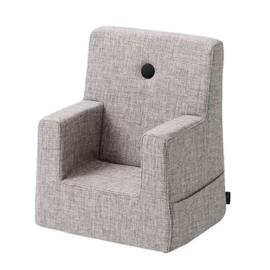 By KlipKlap - KK Kinderfauteuil / stoeltje (0-3 jaar) Grey
