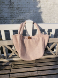Rabbit & Rose - Mombag Teddy Cream