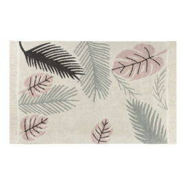 Lorena Canals - Vloerkleed Tropical Pink (140 x 200 cm)