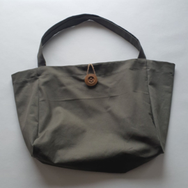 Rabbit & Rose - Mombag Canvas Forest Green