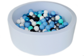 Miii Mi - Ballenbad blue (30cm)