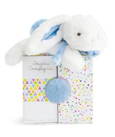 Doudou - Coucou konijn Blauw