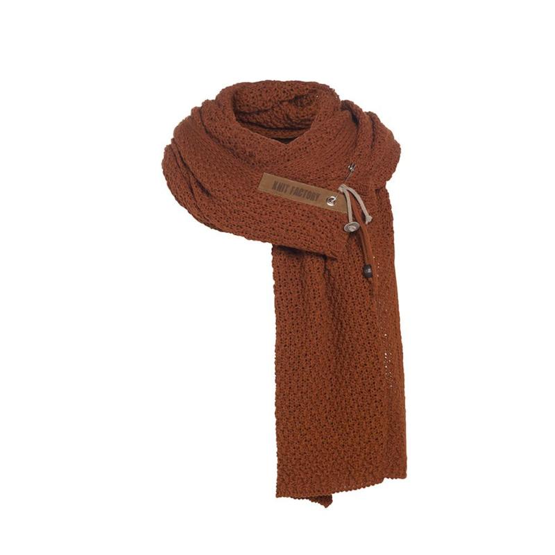Knit Factory - Sjaal Luna Terra