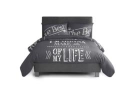 Kinderboxspring Dormai Bedtime Cool Steel