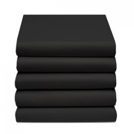 Black voor topper