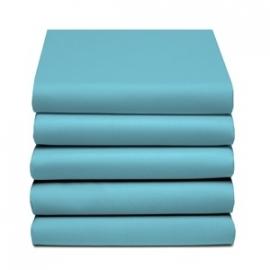 Turquoise voor topper