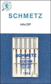 Schmetz HAx1 SP 75/11 super stretch