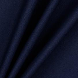 Lilian Z canvas stof marine blauw
