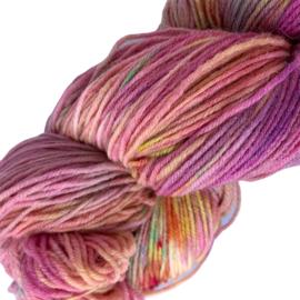 Handgeverfd garen, Candystore, 100 gram sokkenwol
