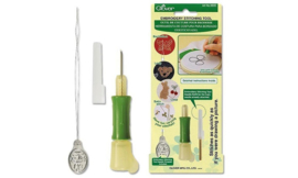 Clover Embroidery Stitching Tool of Punching Needle
