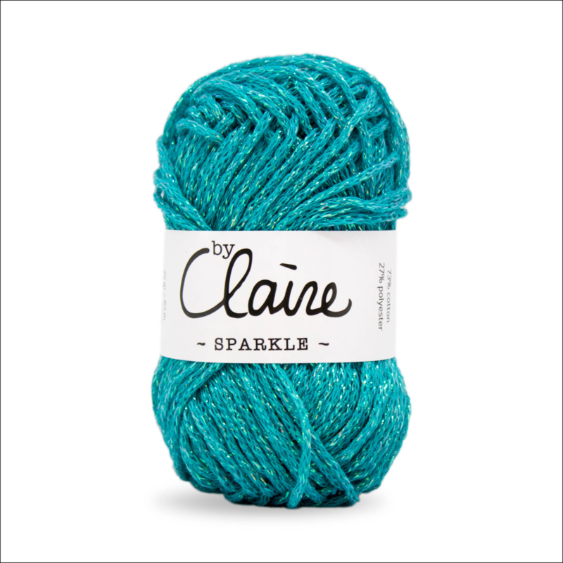 ByClaire Sparkle 009 Mermaid Blue, 25 gram