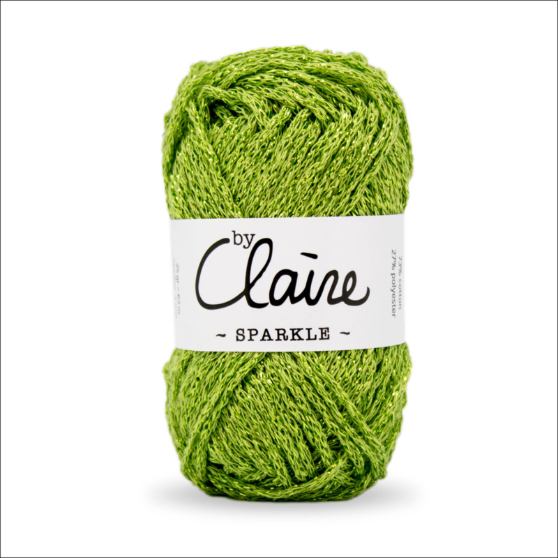 ByClaire Sparkle 008 Summertime Green, 25 gram