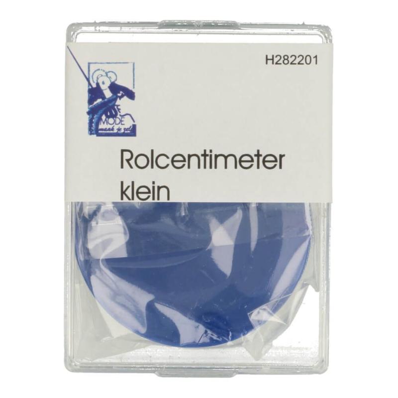 Rolcentimeter klein
