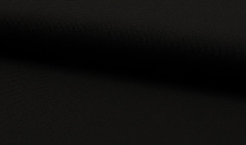 Lilian Z canvas stof zwart
