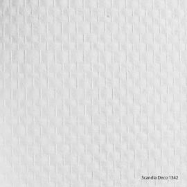 Per m2 voorgeschilderd ruit motief 1342