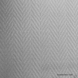 25m2 fijne visgraat motief met draad niet voorgeschilderd 1328